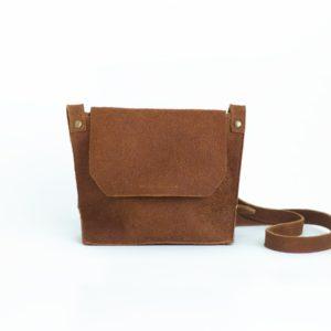 Ореховая сумка Virgo