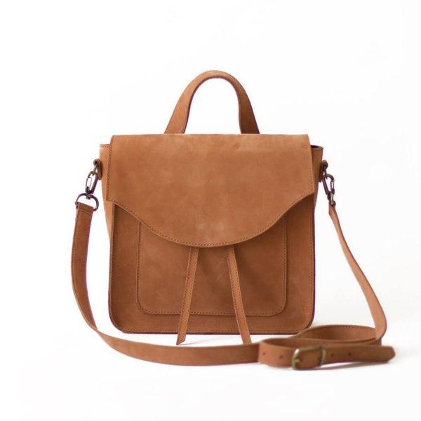 Кремовая сумка Lita