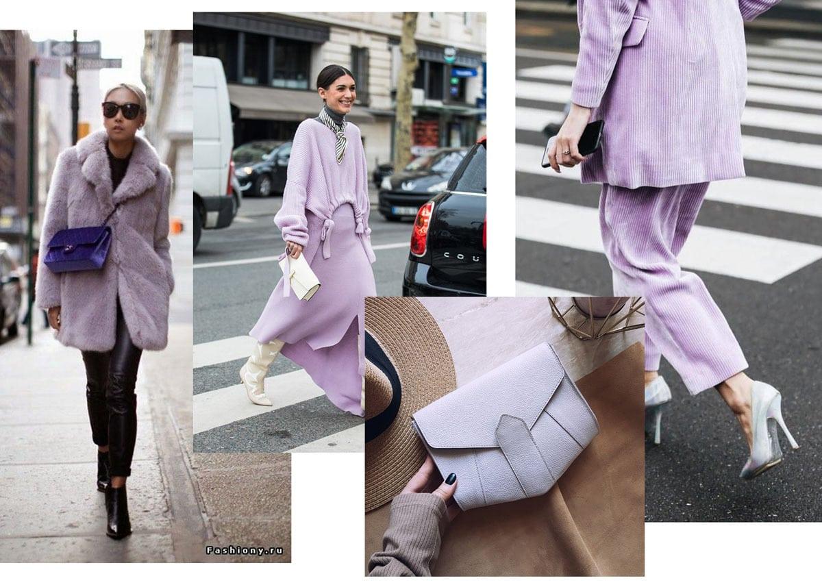 Цвет года 2018 по версии Pantone. Ультрафиолет или едва лиловый?