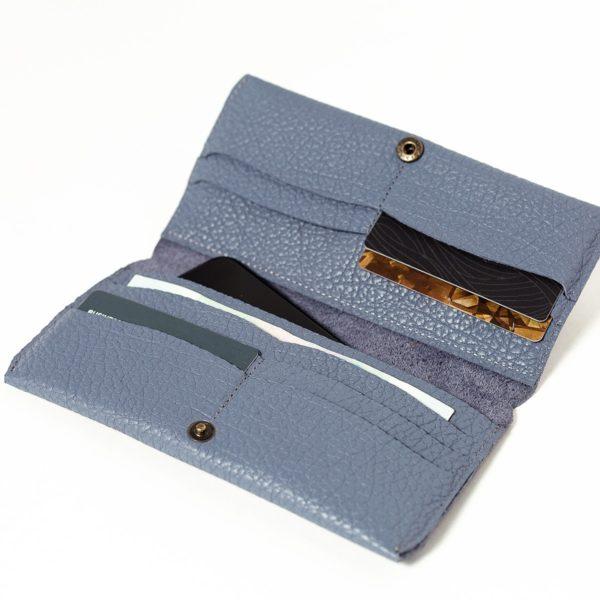 Кошелек Auri с карманом на молнии