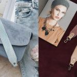 Съемные дизайнерские ремни для сумок