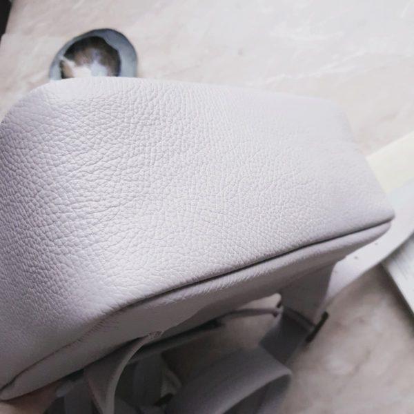 Рюкзак Argo зернистая кожа молочная сирень