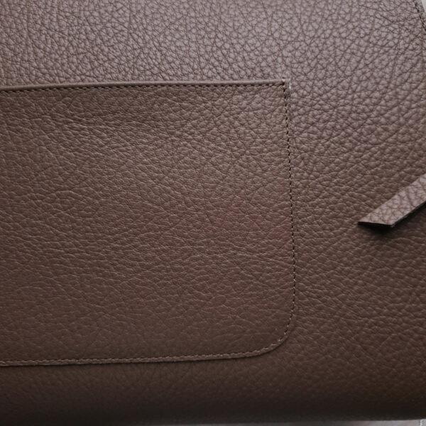 Сумка Mino комби коричневый слон