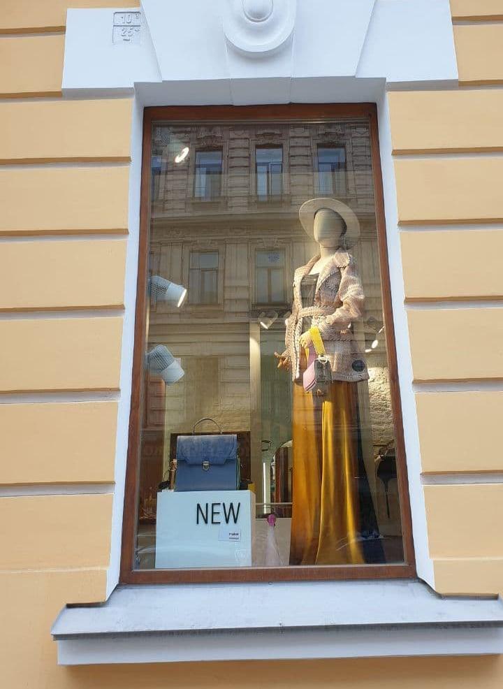 Новый шоурум Stia Bags в Санкт-Петербурге